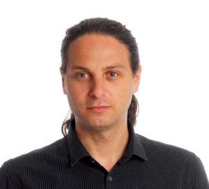 Jonathan Klinger ist ein israelischer Anwalt und Internetaktivist. Foto: Hadar Raizman via J. Klinger