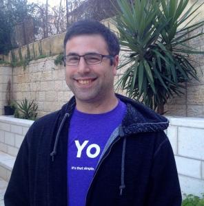 Israel, Red Alert App, Gaza, Ari Sprung